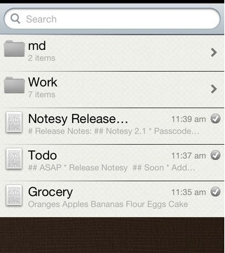 Lock Your Notes Down Tight With Updated Notesy App
