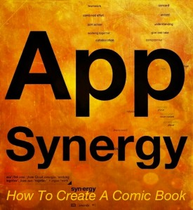 App Synergy: How To Create A Comic Book