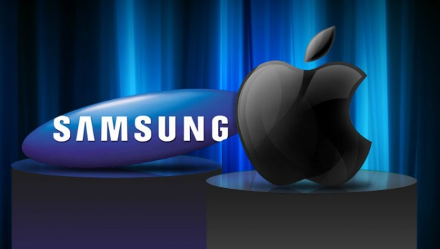 Olympic-Size Battle Between Apple And Samsung Begins