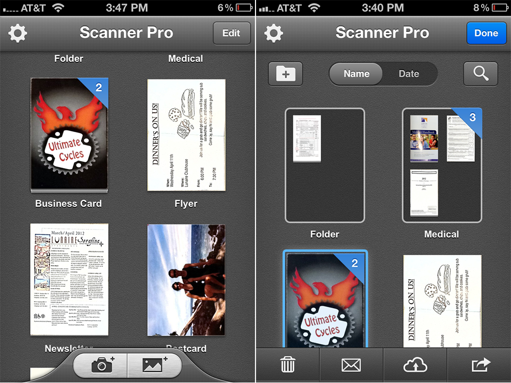 Scanner Pro Soars Even Higher With iCloud Syncing And User Interface Tweaks