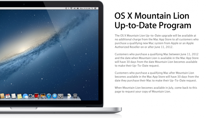 Just Buy A Mac? Apple Has A Free Upgrade For You