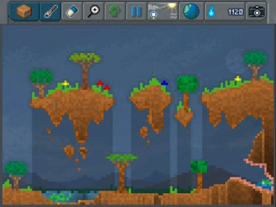 The Sandbox Comes To The iPad And Includes Some New Toys