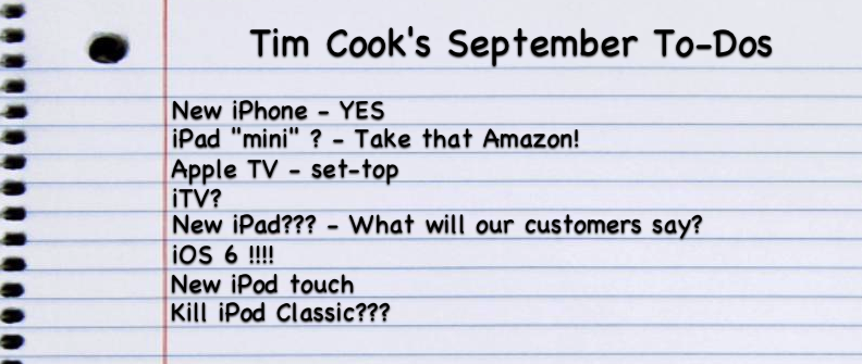 Apple's September Event