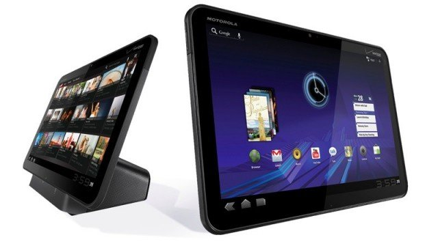 German Court Clears Motorola Xoom Of iPad Design Infringement