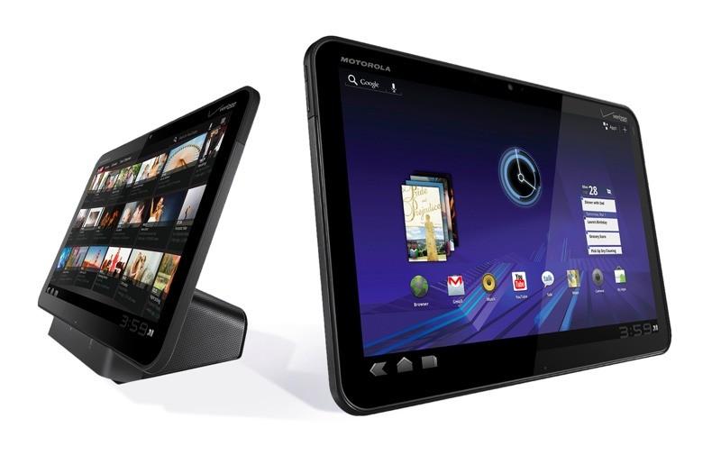 German Court Clears Motorola Xoom Of iPad Design Infringement