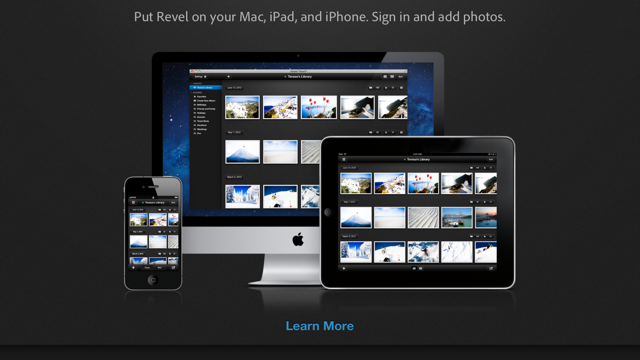 Will You Revel In The New Features Of Adobe Revel?