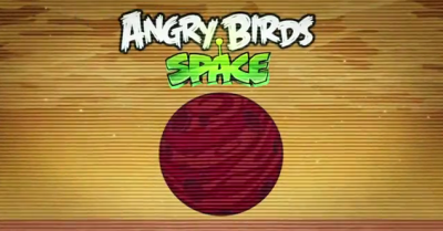 Angry Birds Space Is Going On A Mission To Mars