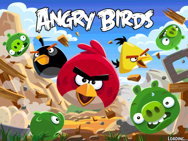 Angry Birds Gets Powered Up While On Summer Vacation