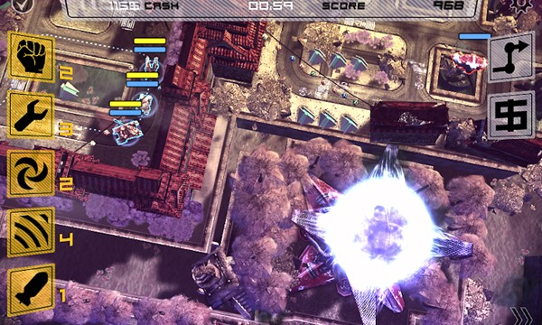 Sequel To Tower Offense Game Anomaly Warzone Earth Blasting Into App Store Soon