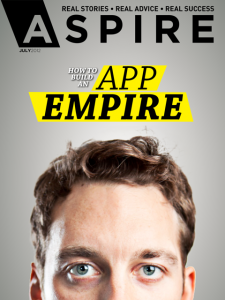 Perfect For Entrepeneurs And Anybody Who Aspires To Be One, Aspire Mag Can Be Yours With A Free Subscription