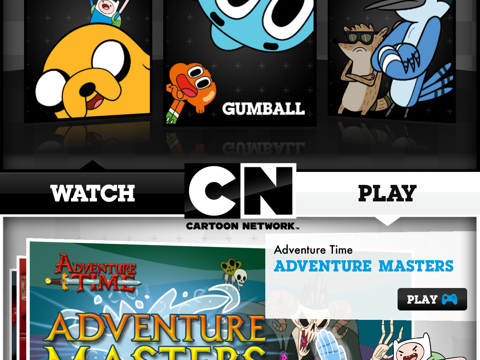 It's Adventure Time! Cartoon Network Lets You Watch And Play At The Same Time!