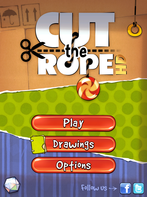 If There's Something Strange In Cut The Rope, Who You Gonna Call? Om Nom, Of Course!