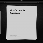 Daedalus Touch Receives An Update Of Mythical Proportions