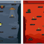Bust Out Some Insanely Addictive Ninja Moves In The New Version Of Doodle Jump