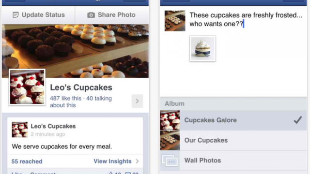 Facebook Pages Manager Adds Photo-Related Improvements But Remains Lackluster