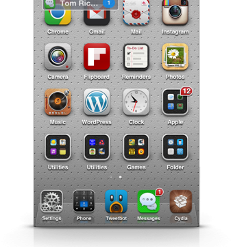Give Banner Notifications A New, Minimalistic Look With MiniBanners Jailbreak Tweak