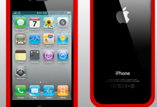 Updated: Apple To Jazz-Up Line Of iPhone Bumpers With Red Addition