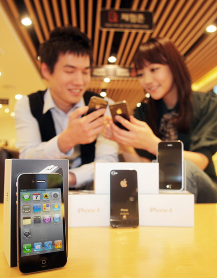 Korean Carriers Confirm: Apple To Launch LTE-Compatible iPhone Later This Year