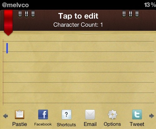 SwipeType: A Shortcut-Powered Notes App, No Jailbreak Required