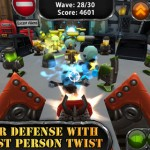 Chillingo's Latest Title, Commando Jack, Mixes Tower Defense With First-Person Shooter