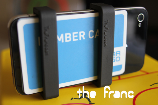 Meet Franc: An Effective Mobile Payments Solution For iPhone