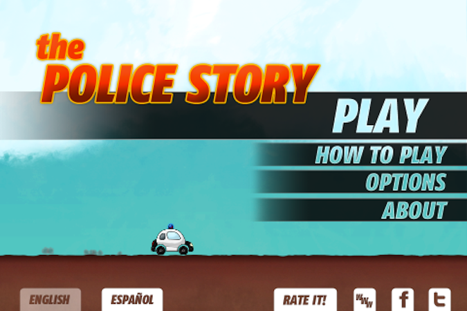 Quirky App Of The Day: The Police Story Brings Bad Guys And Doughnuts Together