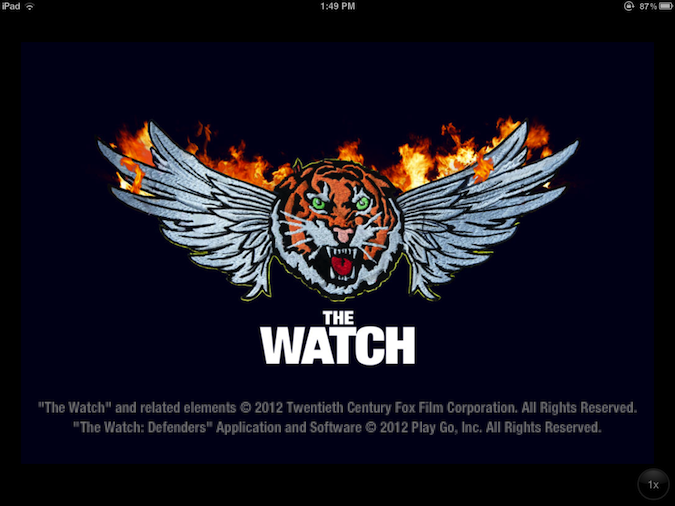 Quirky App Of The Day: The Watch Makes It From The Big Screen To Your iDevice Screen