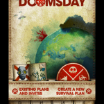 Quirky App Of The Day: Doomsday App Lets You Bring Along Friends