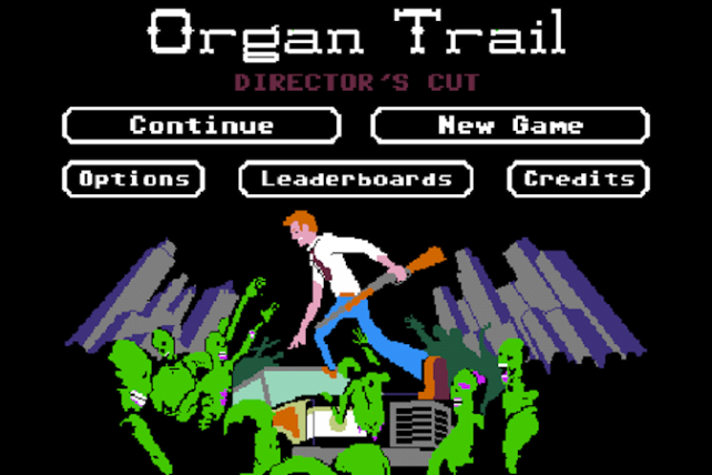 Quirky App Of The Day: Organ Trail Puts A Spin On A Favorite Antique Game