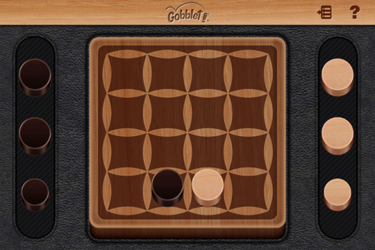 Gobblet By Blue Orange Games Will Gobble Your Wallet