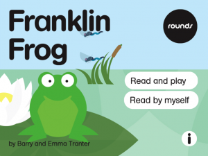 Rounds: Franklin Frog by Nosy Crow screenshot