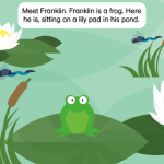 History Is A Circular Novel, So Is Rounds: Franklin Frog