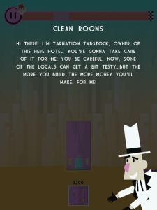 Bad Hotel by Lucky Frame screenshot
