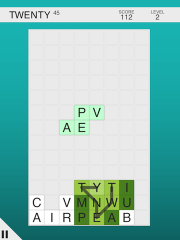 Spellvetica Mixes Tetris And Word Games Into One Action Packed Game