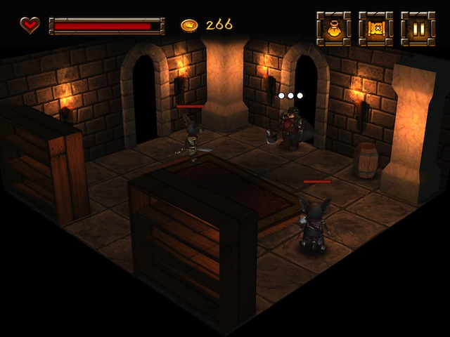 Dwarf Quest: Old School, Need We Say More?