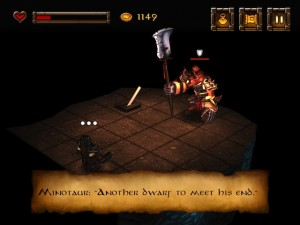 Dwarf Quest by Wild Card screenshot