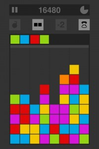 Pile by Nuage touch screenshot