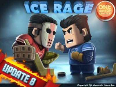 Look, Ma, One Hand! Rage Against The Machine With Just A Single Button In Ice Rage
