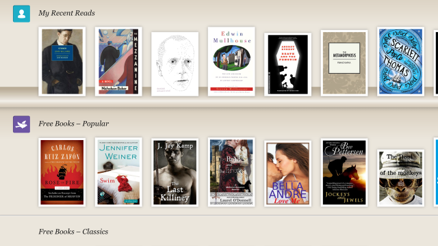 Find A Comfy Nook And Kindle Your Interest In Books With The Newly Updated Kobo