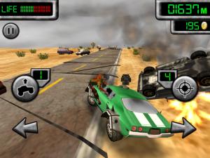 The Last Driver by Chillingo Ltd screenshot