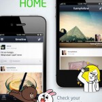 Line Walks The Line Between Mobile Messaging Tool And Social Networking App