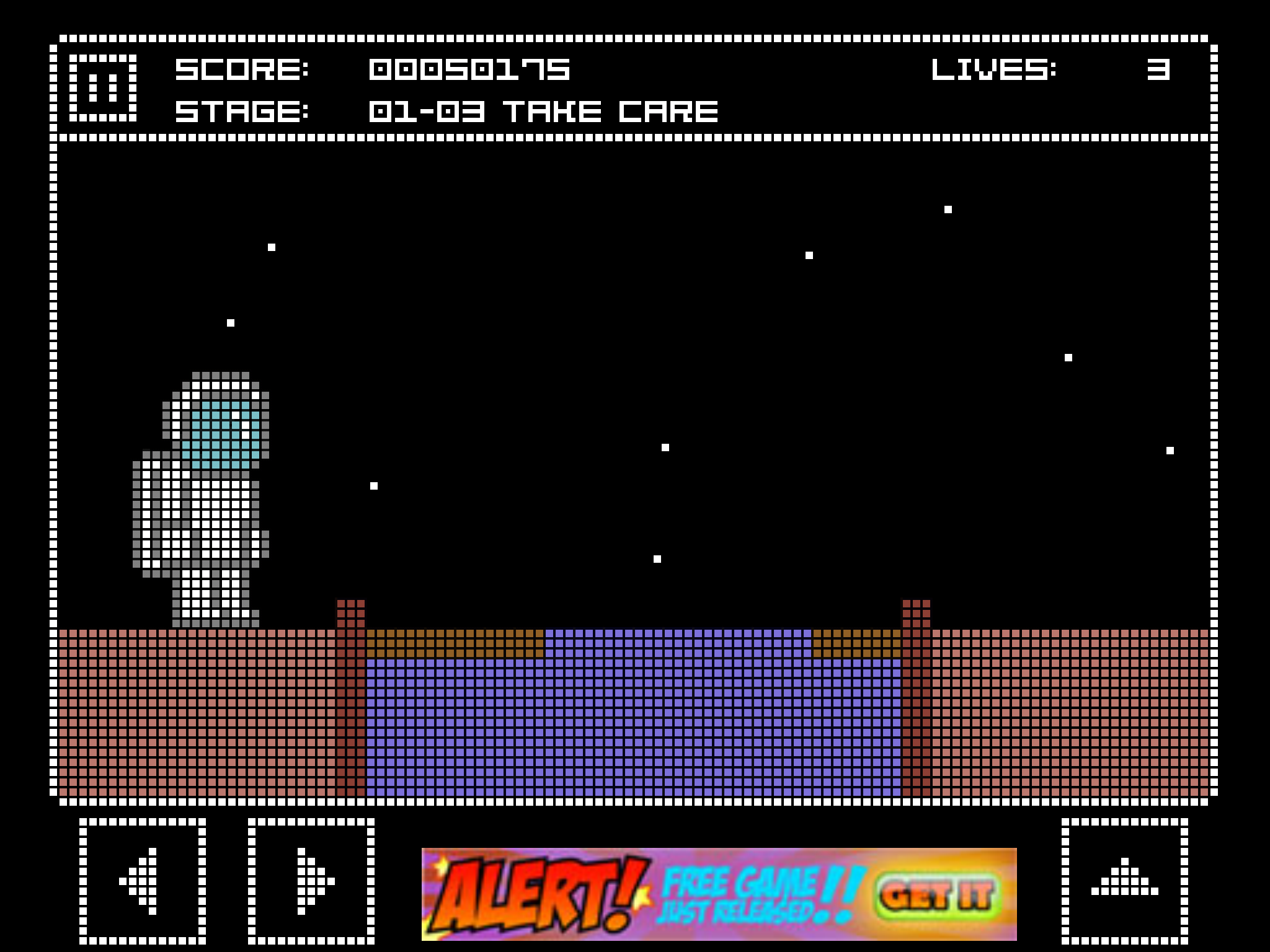 Popular Retro Game Gets Launched Into Outer Space With Mars Quest