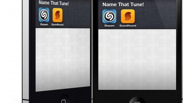 App Showdown: Name That Tune With Shazam And SoundHound
