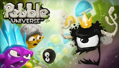Had Enough Of Angry Birds? Try Playing With Exploding Pebbles Instead In Pebble Universe