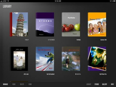 Photo E-Book App Pholium Has Something Magical Up Its Wizard's Sleeve