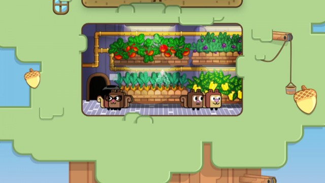 Manage Your Own Nut House In Happy Squirrels