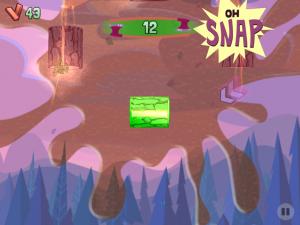 Jack Lumber by SEGA screenshot