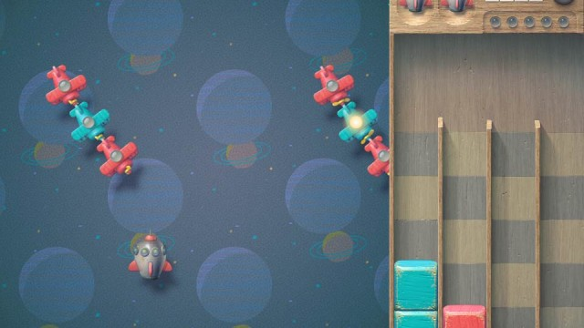 Can You Match And Shoot At The Same Time? Test Your Multitasking Skills In Toybox