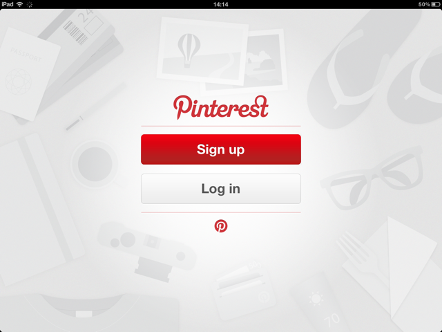 Can We Interest You In The All New Pinterest For iPad?