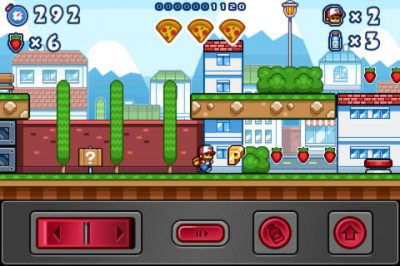 Get A Free Taste Of Pizza Boy's Retro Platforming Goodness With Its Hot-Off-The-Oven Lite Version